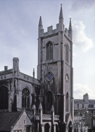 Christ Church, Montpelier, Julian Road 1982