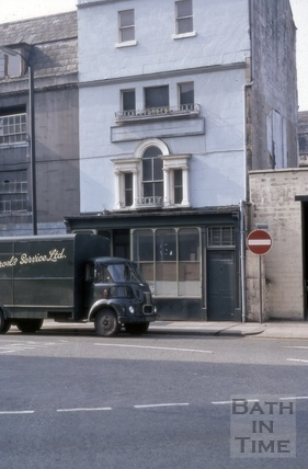 4, Monmouth Place, Bath 1969