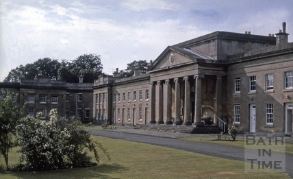 Partis College, Newbridge Hill, Bath 1986