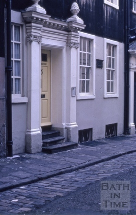 Linley House, 1, Pierrepont Place, Bath 1969