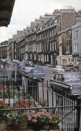 Rivers Street south side 1969