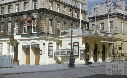 Sawclose Theatre Royal 1954