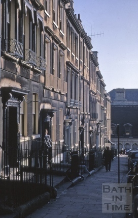 Russell St east side 1969