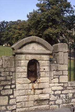 Weston old drinking fountain 1971
