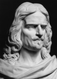 Bust of Nicolas Poussin