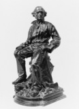 Statuette of Willliam Ewart Gladstone