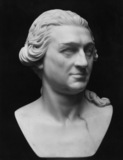 Bust of David Garrick