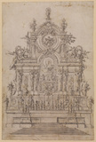 Design for an altar
