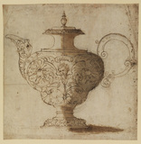 Design for an ornamental urn