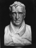 Bust of Edward Hodges Baily