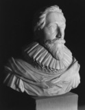 Canterbury Cathedral;Cathedral Church;Bust of Orlando Gibbons