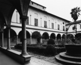 Convent of St Mark;Cloister of St Dominic