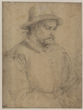 Portrait of a man (recto)