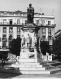 Monument to Luiz de Camoes