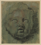 Child's head (recto)
