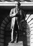 Statue of Sir Rowland Hill