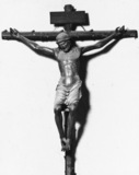 San Lorenzo;Church;Old Sacristy;Crucifix
