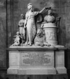 St Paul's Cathedral;Monument to Major General Thomas Dundas
