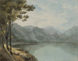Borrowdale and Derwentwater, Lake District