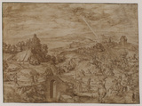 Landscape with the Conversion of Saint Paul