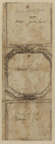 Ornamental decoration (verso)