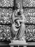Statue of Virgin and Child