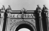 Arch for the 1888 Exhibition