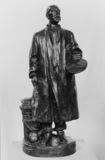 Statuette of George Frederick Watts