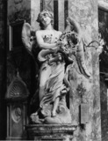 Statue of an Angel, carved for Ponte San Angelo