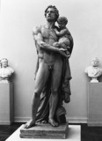 Statue of Hector and Astyanax