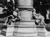 Monument to James A. Garfield
