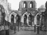 Furness Abbey;Chapter House
