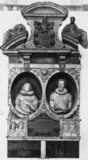 Monument to Sir Thomas and Lady Merry