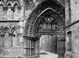 Holyrood Abbey;Chapel Royal