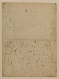 Group of figures (verso)
