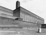 Bankside Power Station, now Tate Modern Gallery
