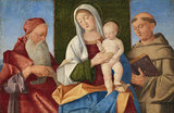 Virgin and Child between Saint Jerome and Saint Francis
