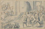 Scene from the life of Don Juan of Austria