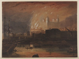 Conflagration at the Tower of London of 1841