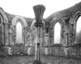 Margam Abbey;Chapter House