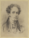 Portrait of Mr T.P. Cooke, actor
