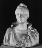 Bust of Marguerite Moreno