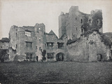 Ludlow Castle;Gatehouse Keep