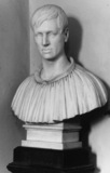 Bust of Newman