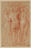 The Three Graces (recto)