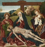 Lamentation (recto)