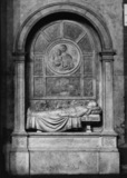 Santa Croce;Church of Santa Croce;Monument to Raffaello Morghen