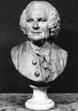 Bust of Georges de la Faye