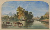 Ferry at Isleworth