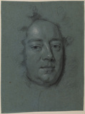 Portrait of William Congreve (recto)